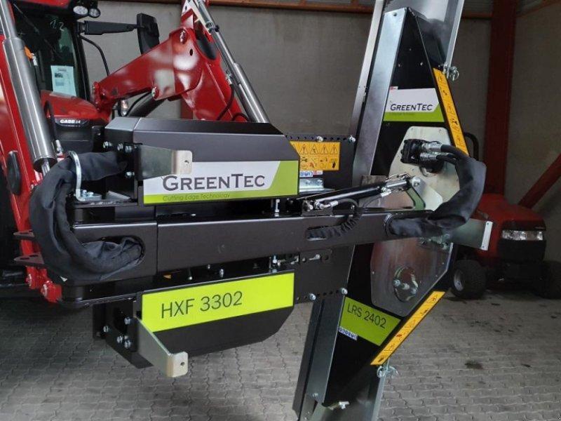 Heckenschere типа Greentec HXF 3302 M/ LRS 2402, Gebrauchtmaschine в Viborg (Фотография 1)