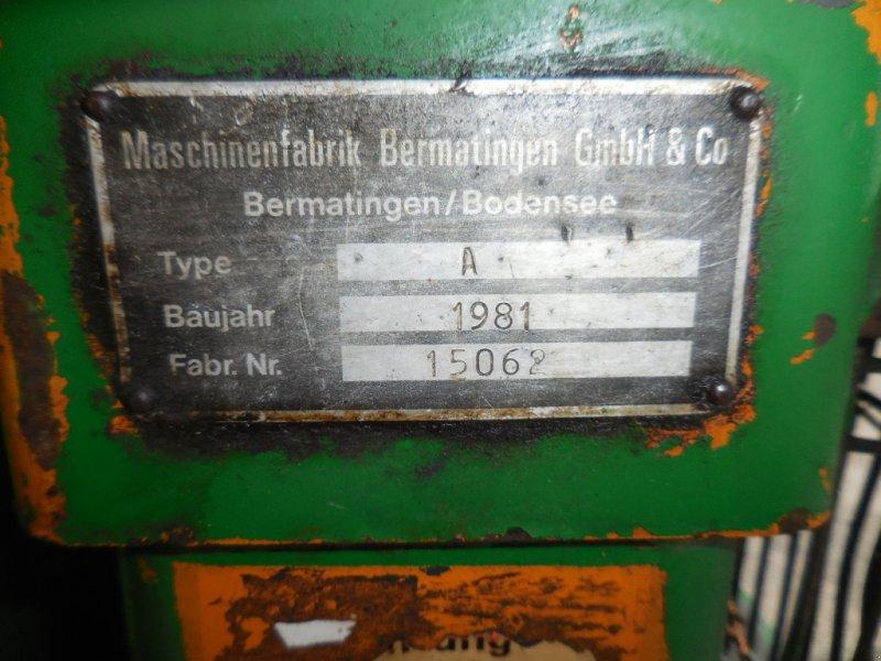 Heckstapler/Anbaustapler typu Humus A, Gebrauchtmaschine v Waischenfeld (Obrázok 3)