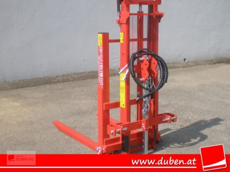 Heckstapler/Anbaustapler typu Sonstige ECO 20.08, Neumaschine v Ziersdorf (Obrázok 4)