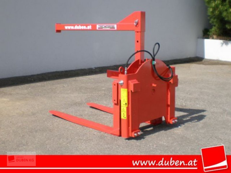 Heckstapler/Anbaustapler typu Sonstige Kistendrehgerät, Neumaschine v Ziersdorf (Obrázok 4)