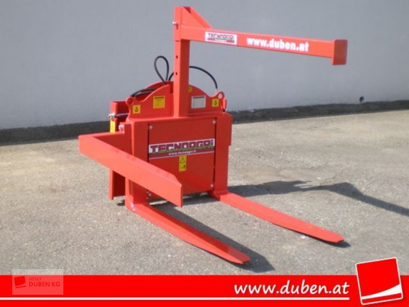 Heckstapler/Anbaustapler typu Sonstige Kistendrehgerät, Neumaschine v Ziersdorf (Obrázok 1)