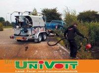 Empas MCB TWIN Fahrzeugaufbau Unkrautvernichtung ohne Chemie Eichenprozessionsspinner Heißwassergerät