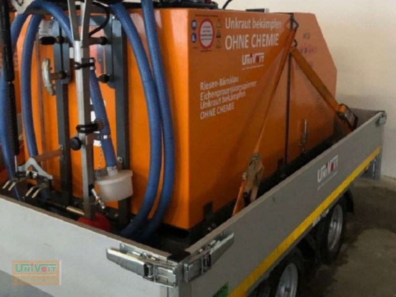 Heißwassergerät des Typs Empas MCB Unkrautkochen - Eichenprozessionsspinner, Gebrauchtmaschine in Warmensteinach (Bild 4)