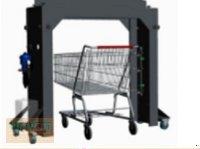 Empas Mobile Desinfektions - Waschstraße für Einkaufswägen zwecks Corona Heißwassergerät