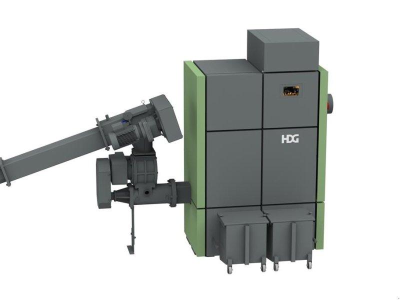 Heizgerät типа HDG 10 - 400 KW Flisfyringsanlæg fra 10 - 400 Kw, Gebrauchtmaschine в Gram (Фотография 1)