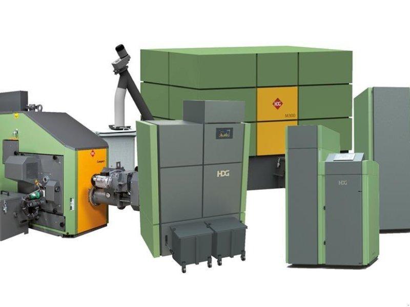 Heizgerät типа HDG 10 - 400 KW, Gebrauchtmaschine в Gram (Фотография 1)