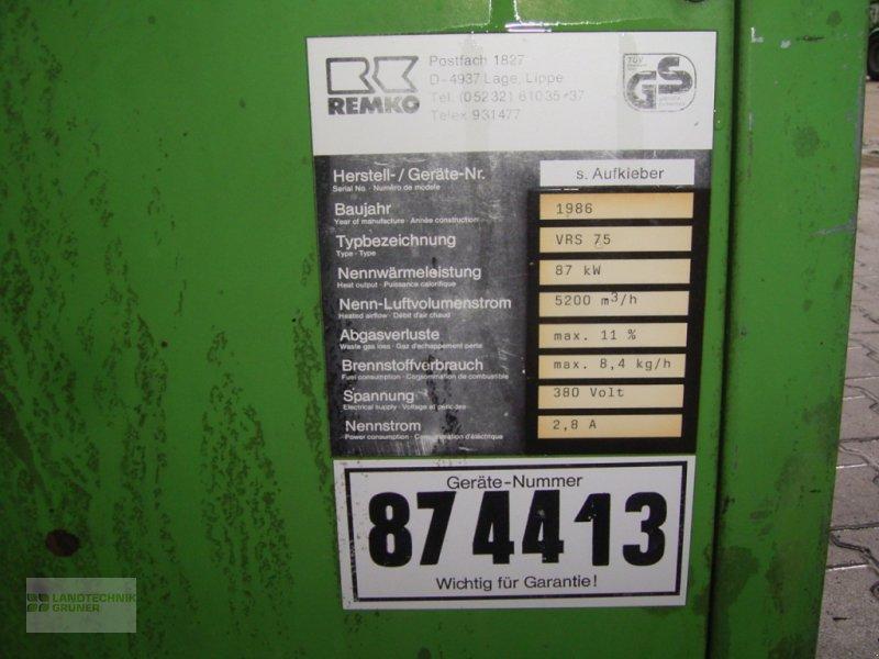Heizung & Klima типа Remko VRS75, Gebrauchtmaschine в Hiltpoltstein (Фотография 4)