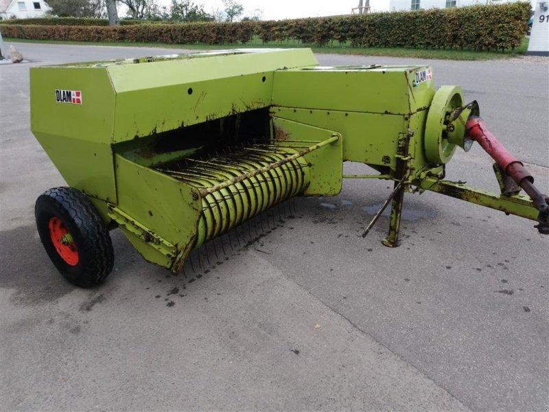 Hochdruckpresse типа CLAAS markant 50, Gebrauchtmaschine в Egtved (Фотография 1)