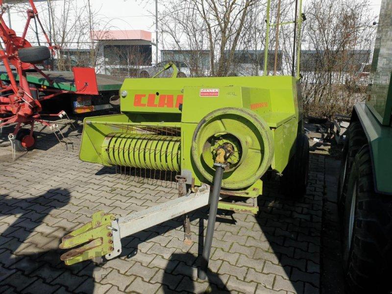 Hochdruckpresse des Typs CLAAS Markant 50, Gebrauchtmaschine in Straubing (Bild 1)