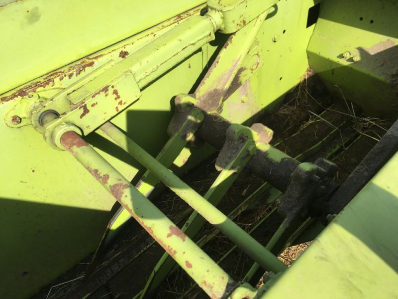 Hochdruckpresse des Typs CLAAS Markant 60, Gebrauchtmaschine in Villach (Bild 7)