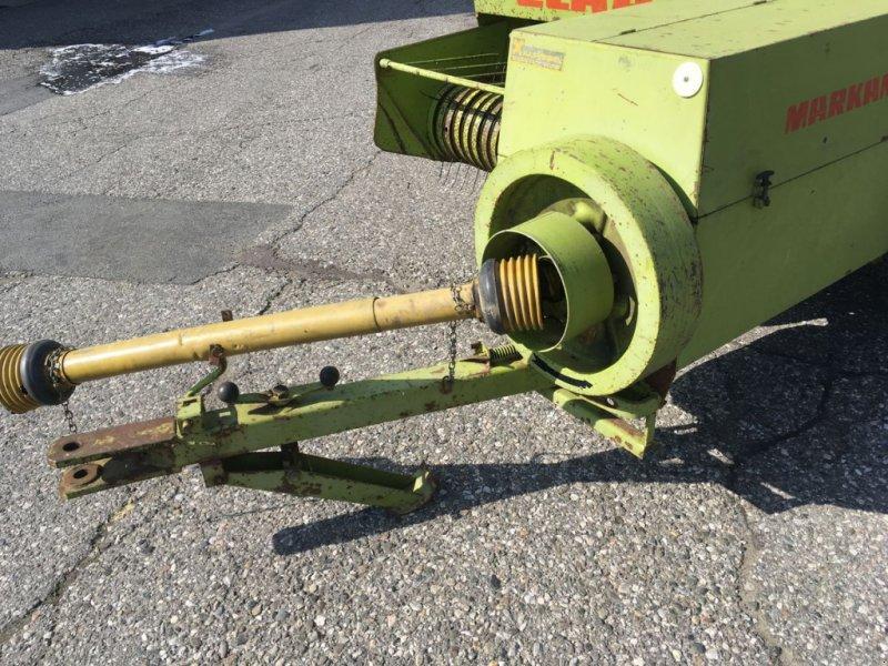 Hochdruckpresse des Typs CLAAS Markant 60, Gebrauchtmaschine in Villach (Bild 5)
