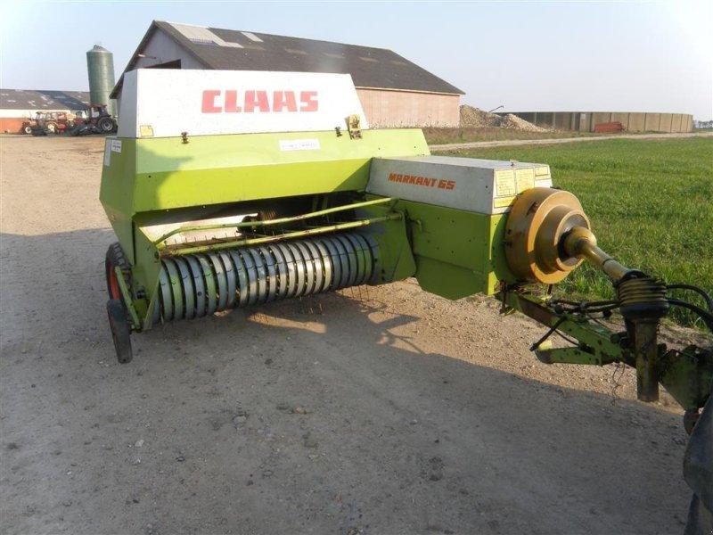 Hochdruckpresse типа CLAAS Markant 65 og 55 Balers JD Ballers and Welger AP 630, Gebrauchtmaschine в Skive (Фотография 1)