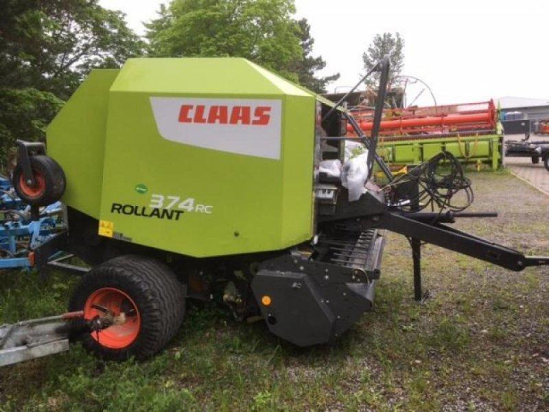 Hochdruckpresse типа CLAAS rollant 374 rc pro, Gebrauchtmaschine в EPPINGEN (Фотография 1)