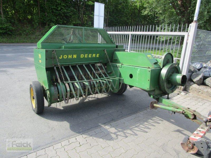 Hochdruckpresse des Typs John Deere 219, Gebrauchtmaschine in Reinheim (Bild 2)