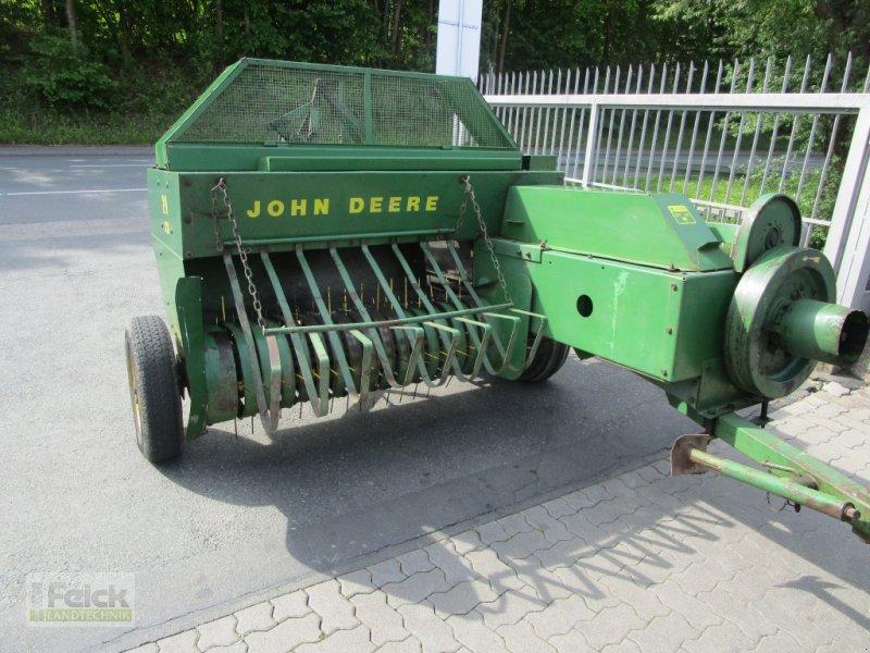 Hochdruckpresse des Typs John Deere 219, Gebrauchtmaschine in Reinheim (Bild 3)