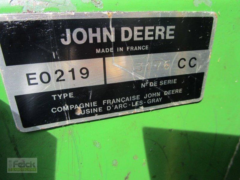Hochdruckpresse des Typs John Deere 219, Gebrauchtmaschine in Reinheim (Bild 11)
