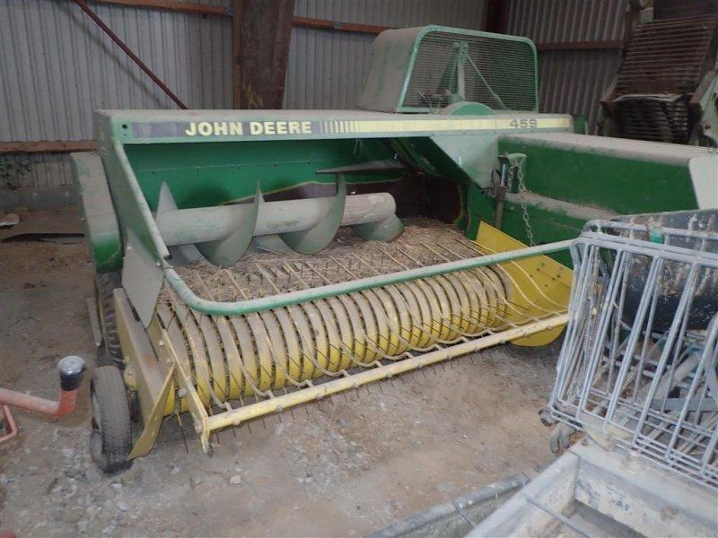 John Deere 459 Som ny High pressure baler - technikboerse com