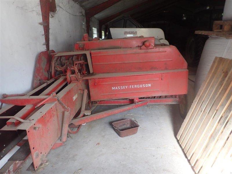 Hochdruckpresse типа Massey Ferguson 20, Gebrauchtmaschine в Egtved (Фотография 1)