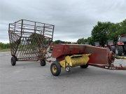 Hochdruckpresse des Typs New Holland 276 super hayliner MED BALLEVOGN!, Gebrauchtmaschine in Aalestrup