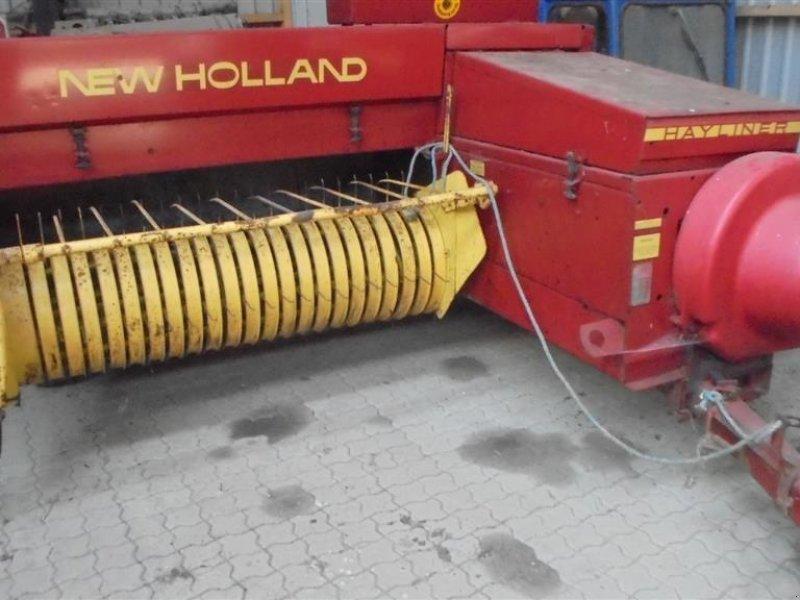Hochdruckpresse типа New Holland 376 Højtrykspresser, Gebrauchtmaschine в Rønde (Фотография 1)