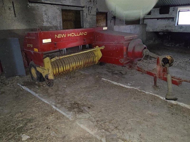 Hochdruckpresse a típus New Holland 376 Hyliner, Gebrauchtmaschine ekkor: Storvorde (Kép 1)