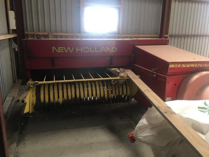 Hochdruckpresse типа New Holland 376 utrolig velholdt, Gebrauchtmaschine в øster ulslev (Фотография 1)