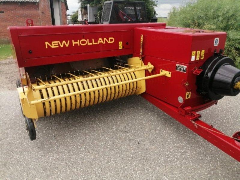 Hochdruckpresse типа New Holland 570, Gebrauchtmaschine в Egtved (Фотография 1)