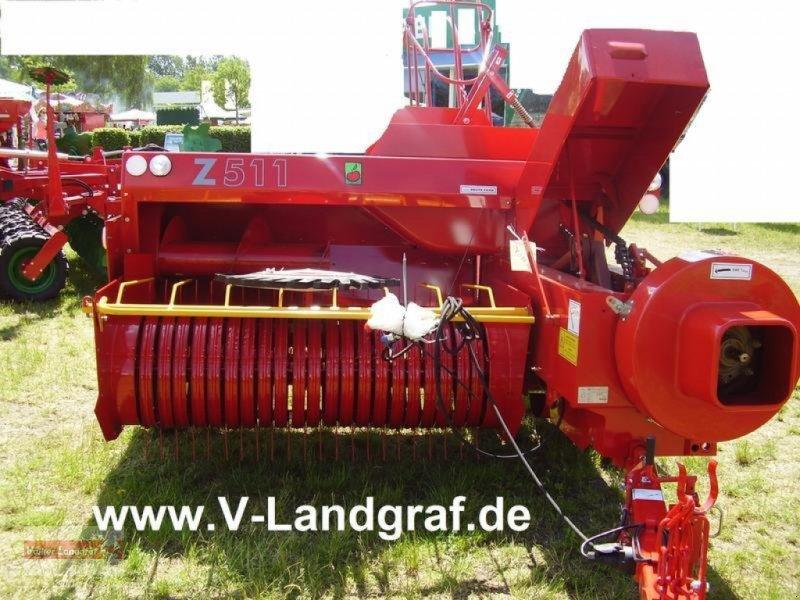 Hochdruckpresse des Typs Unia Kostka z511, Neumaschine in Ostheim/Rhön (Bild 1)