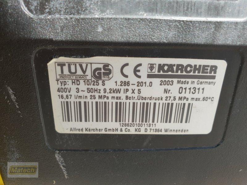 Hochdruckreiniger des Typs Kärcher HD 10/25 S, Gebrauchtmaschine in Bühl (Bild 1)