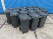 Hochdruckreiniger tip Sonstige Container containers 120L zwart, Gebrauchtmaschine in Joure