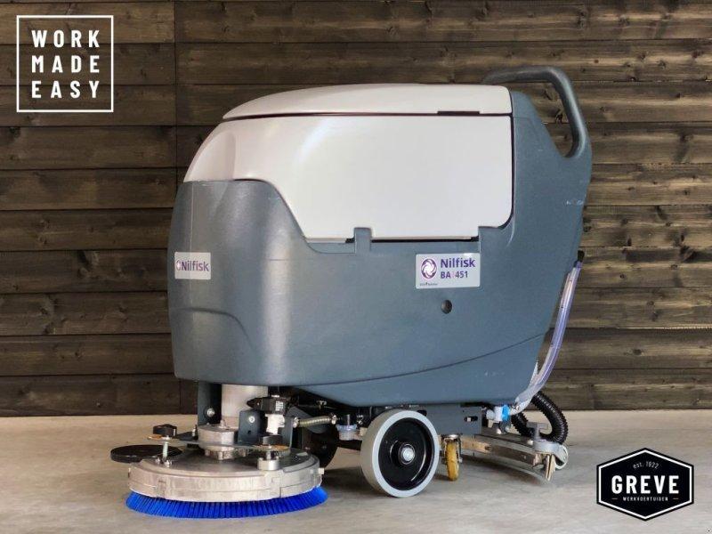 Hochdruckreiniger a típus Sonstige Nilfisk BA451 zuig-schrobmachine, Gebrauchtmaschine ekkor: Denekamp (Kép 1)