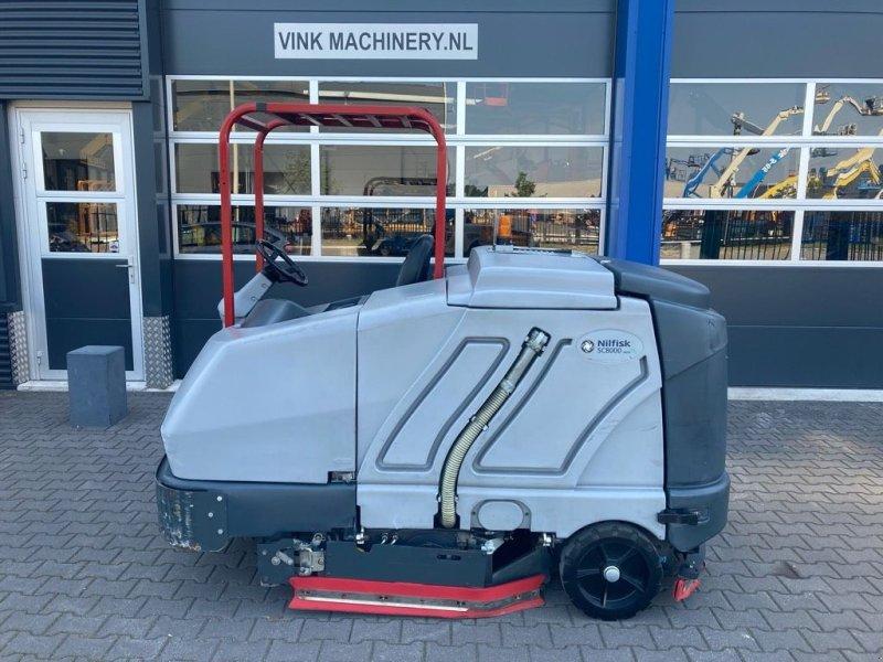 Hochdruckreiniger a típus Sonstige Nilfisk SC 8000 veeg/schrobmachine, Gebrauchtmaschine ekkor: WIJCHEN (Kép 1)