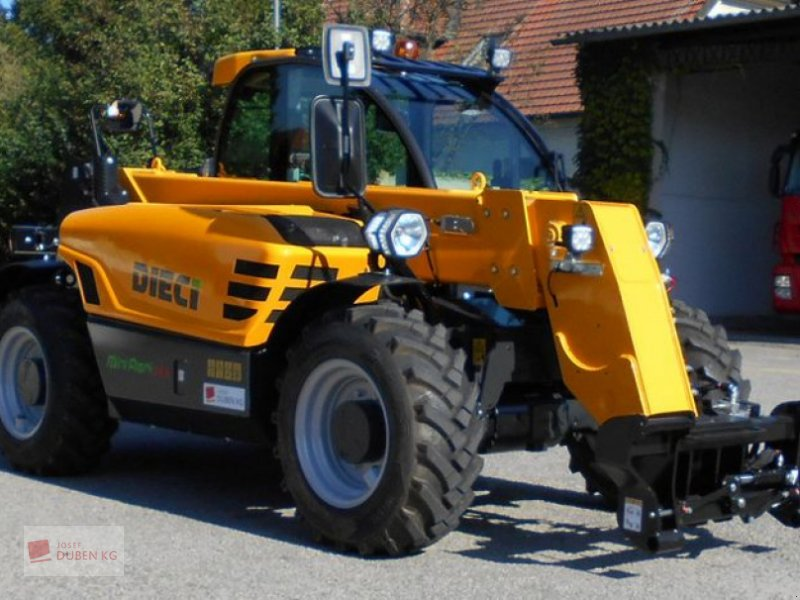 Hoflader типа DIECI Mini Agri 26.6 EVO (Stufe V), Neumaschine в Ziersdorf (Фотография 1)