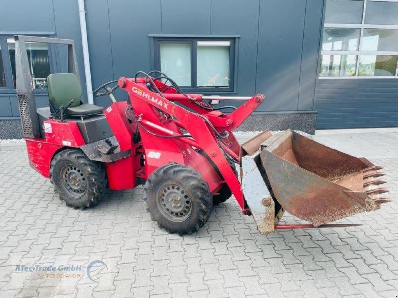 Hoflader des Typs Gehlmax Typ: 155 inkl. Schaufel und Ballenspieß, Gebrauchtmaschine in Niedersachsen - Haren (Ems) (Bild 1)