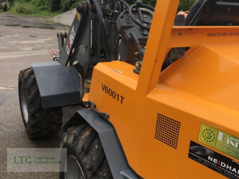 Hoflader typu GiANT V6001T, Gebrauchtmaschine v Herzogenburg (Obrázek 4)