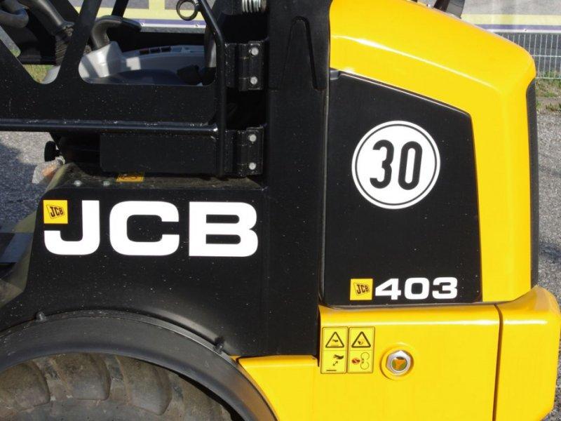 Hoflader des Typs JCB 403, Gebrauchtmaschine in Villach (Bild 5)