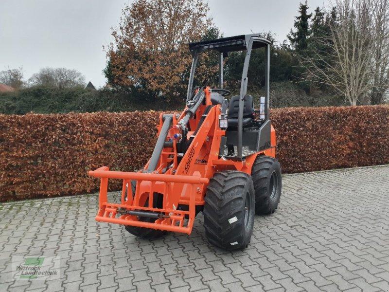 Hoflader des Typs Kaweco KW 25 Farmer, Neumaschine in Rhede / Brual (Bild 1)