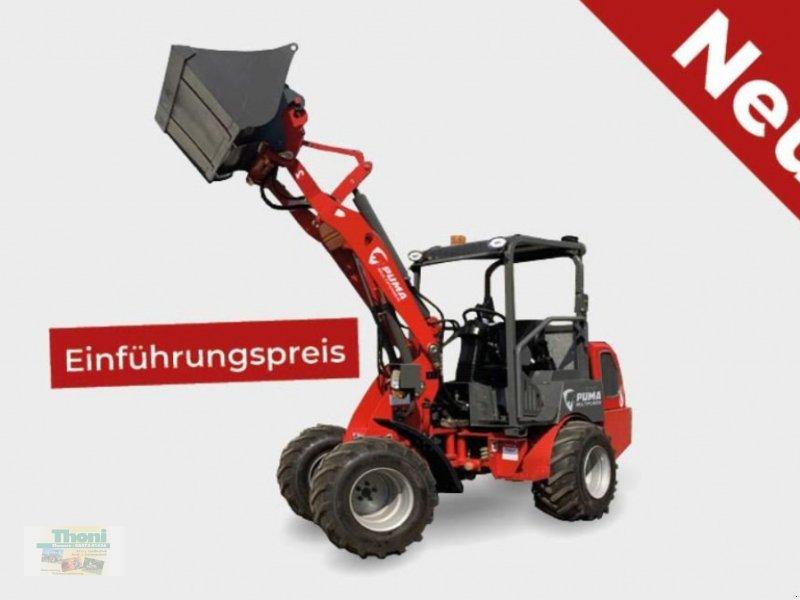 Hoflader des Typs Puma Multipower HL ECO, Neumaschine in Tann (Bild 1)