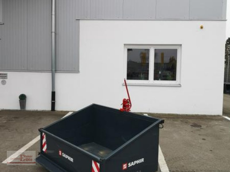 Hoflader des Typs Saphir Transportbehälter TL 150, Neumaschine in Erbach / Ulm (Bild 1)