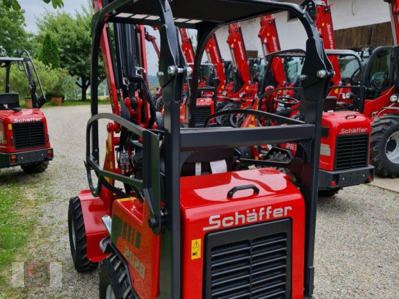 Hoflader des Typs Schäffer 2028, Neumaschine in Gerolsbach (Bild 1)