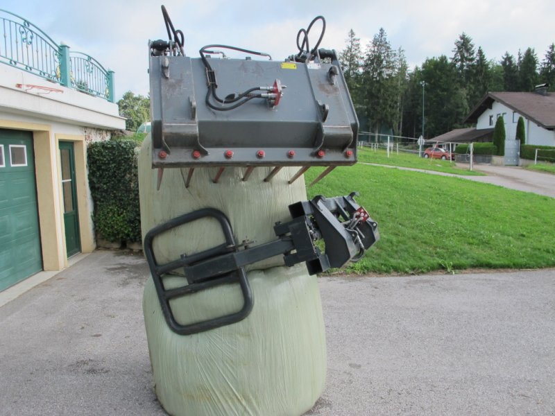 Hoflader des Typs Sonstige Highspeed Oil Coupler, Neumaschine in Seekirchen (Bild 1)