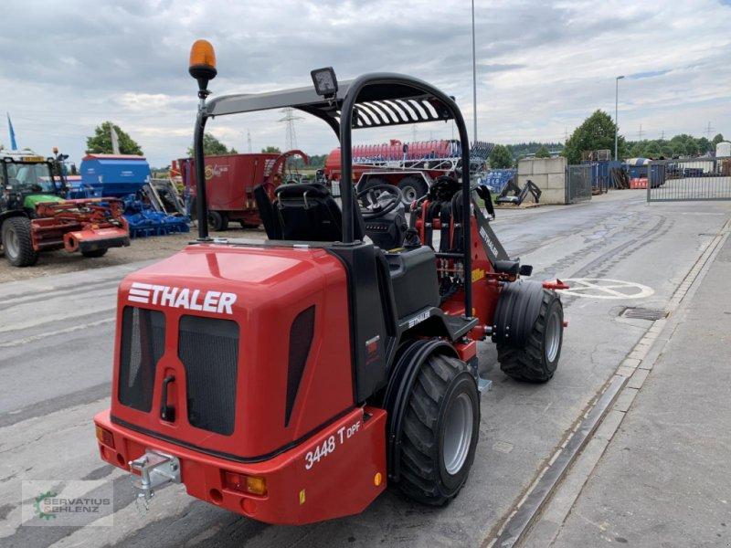 Hoflader des Typs Thaler 3448 T mit DPF, Neumaschine in Rittersdorf (Bild 6)