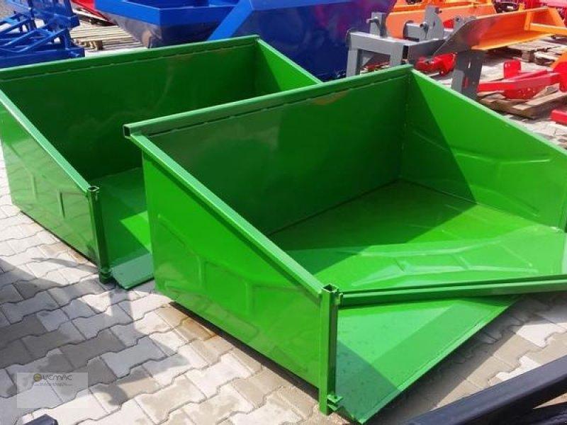 Hoflader типа Vemac Transportbox 200 x 100cm Box Traktor Heckcontainer Container NEU, Neumaschine в Osterweddingen / Magdeburg (Фотография 1)