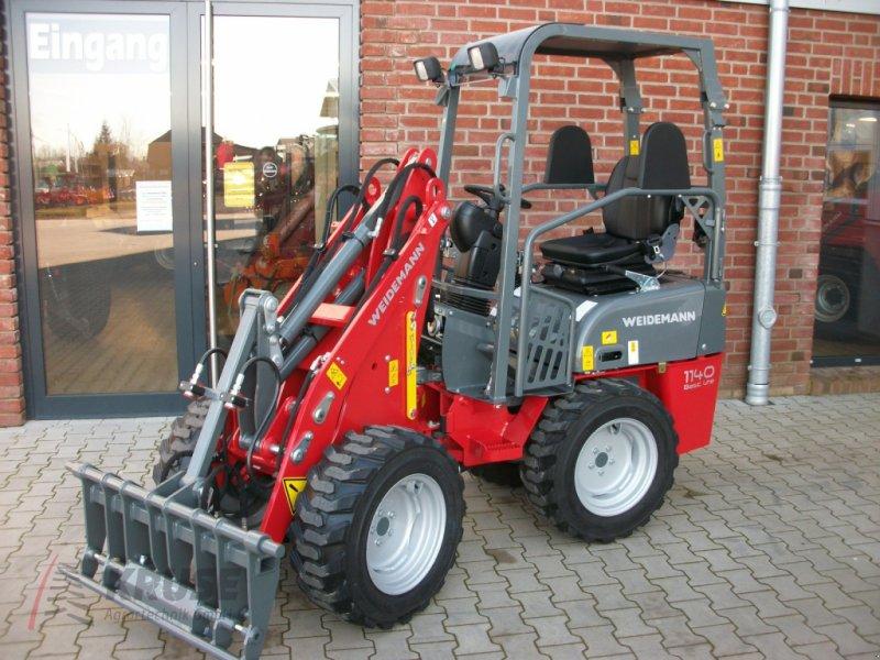 Hoflader типа Weidemann  1140 Basic, Neumaschine в Fürstenau (Фотография 1)