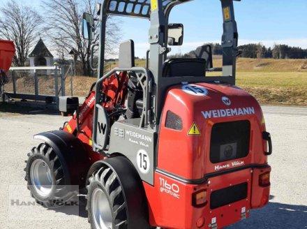 Hoflader des Typs Weidemann  1160 E, Gebrauchtmaschine in Antdorf (Bild 5)