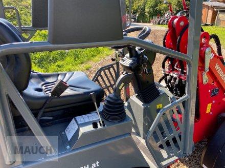 Hoflader des Typs Weidemann  1160 Stufe V, Neumaschine in Burgkirchen (Bild 7)