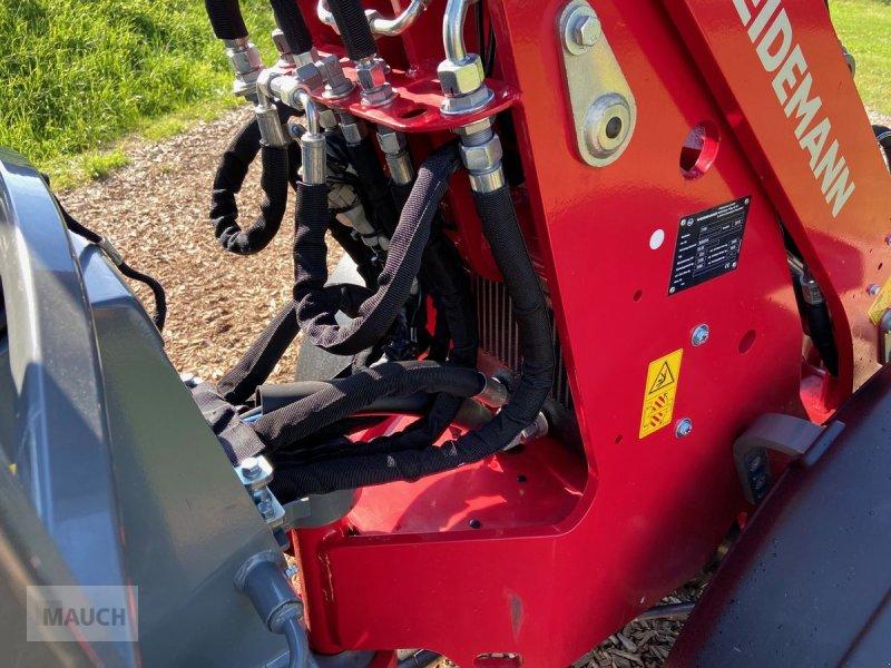 Hoflader des Typs Weidemann  1160 Stufe V, Neumaschine in Burgkirchen (Bild 8)