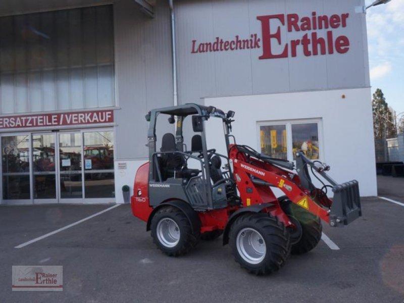 Hoflader des Typs Weidemann  1160, Neumaschine in Erbach / Ulm (Bild 1)