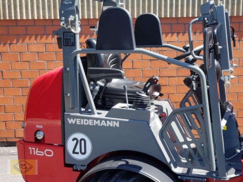 Hoflader des Typs Weidemann  1160, Vorführmaschine in Beelen (Bild 10)