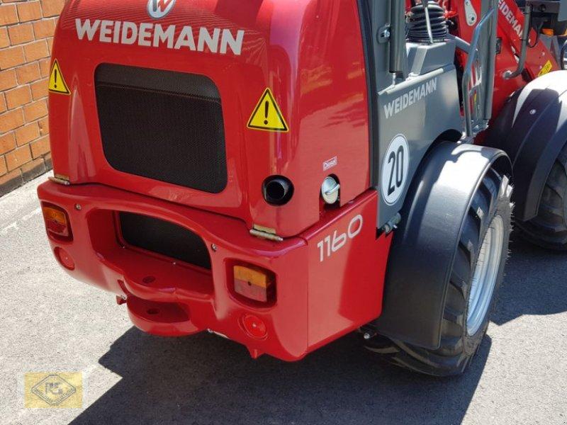 Hoflader des Typs Weidemann  1160, Vorführmaschine in Beelen (Bild 9)